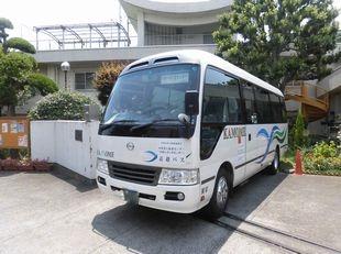 送迎バス写真1